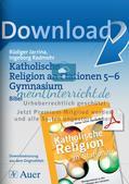 Katholische Religion an Stationen: Bibel Preview 1