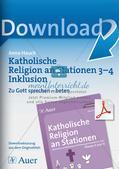 Kath. Religion an Stationen: Beten Preview 1