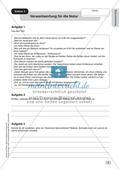 Stationenarbeit: Formen von Verantwortung Preview 7