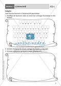 Umgang mit dem Wörterbuch: Das Alphabet Preview 10