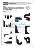 Umgang mit dem Wörterbuch: Das Alphabet Preview 13
