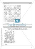 Umgang mit dem Wörterbuch: Das Alphabet Preview 17