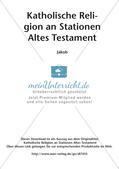 Kath. Religion an Stationen: Altes Testament: Jakob Preview 2