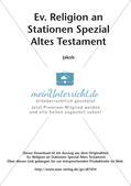 Ev. Religion an Stationen: Altes Testament: Jakob Preview 2