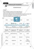 Stationsarbeit Inklusion: Fremdwörter Preview 6