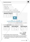 Mathematik üben: Zuordnungen Preview 4