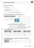 Mathematik üben: Zuordnungen Preview 7