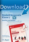 Deutsch kooperativ: Sprechen und Zuhören Preview 1