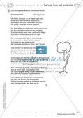 Deutsch kooperativ: Balladen lesen und erschließen Preview 4