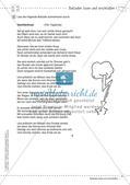 Deutsch kooperativ: Balladen lesen und erschließen Preview 7