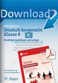 Deutsch kooperativ: Erzählperspektiven umsetzen Preview 1