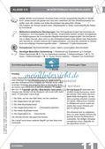 Deutsch auf dem Schulhof: Schreiben Preview 13