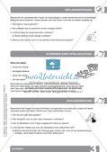 Deutsch auf dem Schulhof: Schreiben Preview 5
