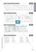 Mathe an Stationen - Inklusion: Ähnlichkeit, Strahlensätze und Co. Preview 10