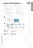 Mathe an Stationen - Inklusion: Ähnlichkeit, Strahlensätze und Co. Preview 11