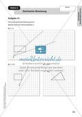 Mathe an Stationen - Inklusion: Ähnlichkeit, Strahlensätze und Co. Preview 6