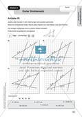 Mathe an Stationen - Inklusion: Ähnlichkeit, Strahlensätze und Co. Preview 7