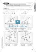 Mathe an Stationen - Inklusion: Ähnlichkeit, Strahlensätze und Co. Preview 8