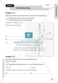 Mathe an Stationen - Inklusion: Potenzfunktionen Preview 6