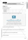 Mathe an Stationen - Inklusion: Potenzfunktionen Preview 9
