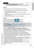 Deutsch an Stationen/Inklusion: Bewerbung schreiben Preview 7