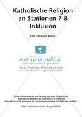 Der Prophet Amos Preview 2