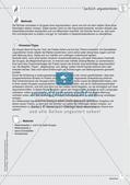 Deutsch kooperativ              Sachlich argumentieren Preview 3