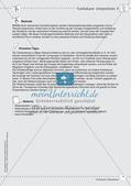 Deutsch kooperativ     Karikaturen interpretieren  Schreibgespräch   szenische Darstellungsform Preview 6