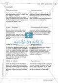 Deutsch kooperativ   eine Satire analysieren   think-pair-share Preview 6