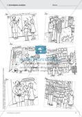 Erzählen nach Bildergeschichten: Erstellung eines Schreibplans Preview 3