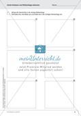 Erzählen nach Bildergeschichten: Erstellung eines Schreibplans Preview 4