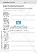 Erzählen nach Bildergeschichten: Erstellung eines Schreibplans Preview 5