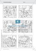 Erzählen nach Bildergeschichten: Erstellung eines Schreibplans Preview 8