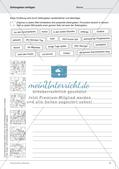 Erzählen nach Bildergeschichten: Erstellung eines Schreibplans Preview 9
