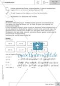Spielideen Mathematik ab Klasse 7 Preview 12