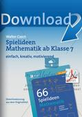 Spielideen Mathematik ab Klasse 7 Preview 1