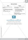 Wortarten und ihre Formen Preview 6