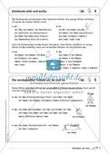 Regelkarten Grammatik: Buchstaben und Laute Preview 5