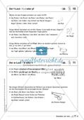 Regelkarten Grammatik: Buchstaben und Laute Preview 8
