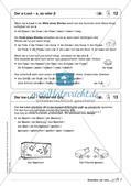 Regelkarten Grammatik: Buchstaben und Laute Preview 9