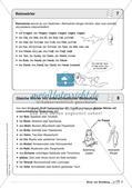 Regelkarten Grammatik: Wörter und Wortbildung Preview 7