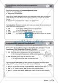 Regelkarten Grammatik: Adjektive, Adverbien, Präpositionen, Konjunktionen Preview 16