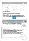 Regelkarten Grammatik: Adjektive, Adverbien, Präpositionen, Konjunktionen Preview 6