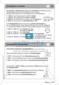 Regelkarten Grammatik: Adjektive, Adverbien, Präpositionen, Konjunktionen Preview 7