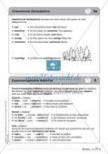 Regelkarten Grammatik: Adjektive, Adverbien, Präpositionen, Konjunktionen Preview 8