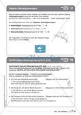 Regelkarten Grammatik: Sätze und Satzbildung Preview 12