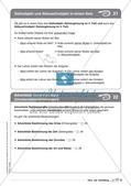 Regelkarten Grammatik: Sätze und Satzbildung Preview 14