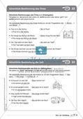 Regelkarten Grammatik: Sätze und Satzbildung Preview 15