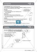 Regelkarten Grammatik: Sätze und Satzbildung Preview 5