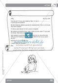 Unterricht auf dem Schulhof: Writing Preview 12